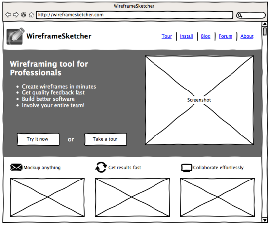wireframesketcher studio